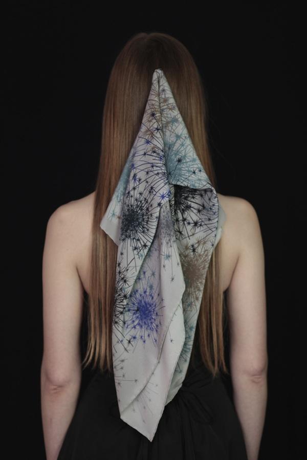 SuTurno Bengala scarf
