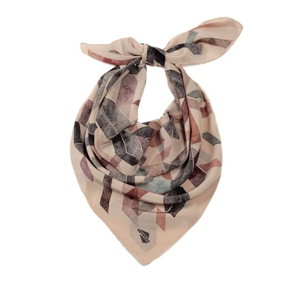 SuTurno Brick scarf