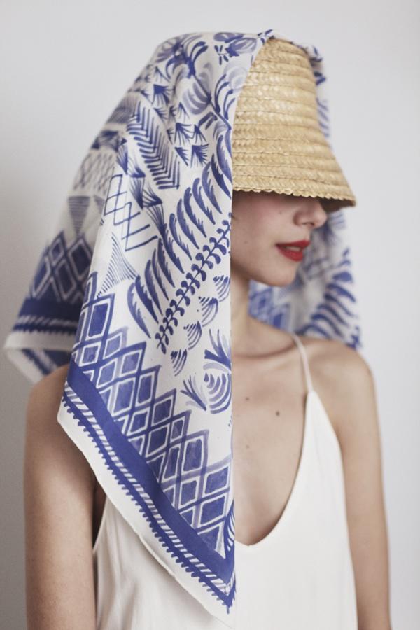 SuTurno GRANADA scarf