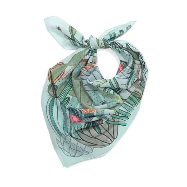 SuTurno CACTUS scarf