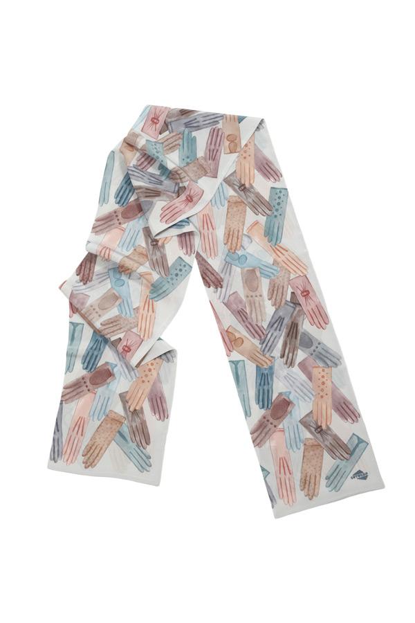 GANTS SuTurno scarf